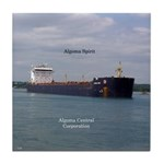 Algoma Spirit Tile Coaster