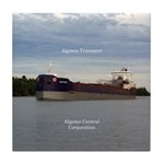 Algoma Transport Tile Coaster