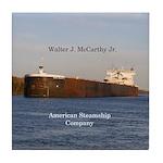 Walter J. Mccarthy Jr. Tile Coaster