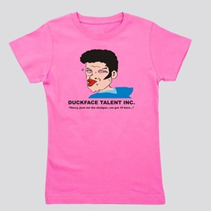 Duckface Talent Inc. Girl's Tee