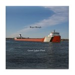 Roger Blough Tile Coaster