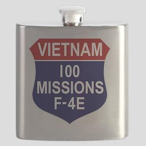 F-4E Phantom II Flask