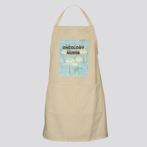 Oncology Nurse Daisies Electronics Apron