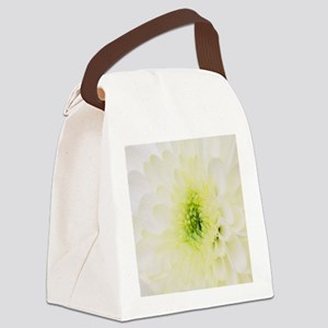 Floral Canvas Lunch Bag