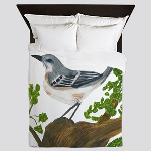 Mockingbird Queen Duvet