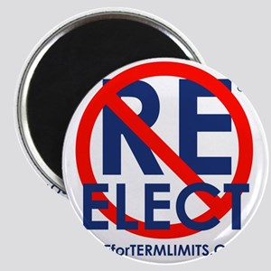 Time for Term Limits - Do Not Reelect Magnet