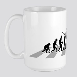 Mountain-Biking-B Large Mug