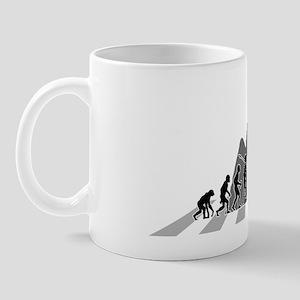 Climbing-B Mug