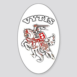 8dc1d4245bebbd Lietuviska Stickers - CafePress