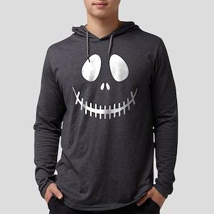 Halloween Skeleton Long Sleeve T-Shirt