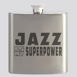 Jazz Dance is my superpower Flask