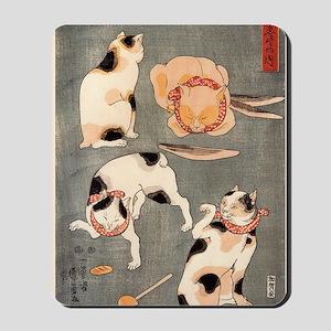 Utagawa Kuniyoshi Mousepad