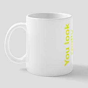 funnyHead1D Mug