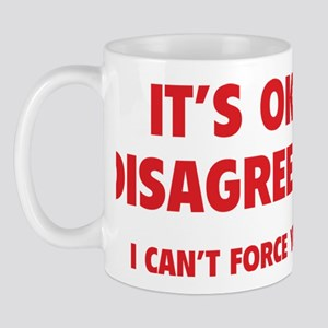ForceBeRight1D Mug