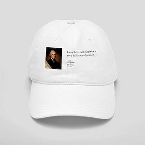 Thomas Jefferson - Difference Cap