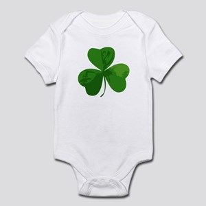 Shamrock Symbol Infant Bodysuit