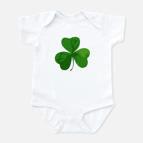 Shamrock Symbol Infant Bodysuit