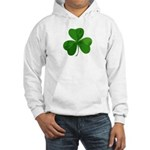 Shamrock Symbol Hooded Sweatshirt