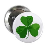 Shamrock Symbol Button