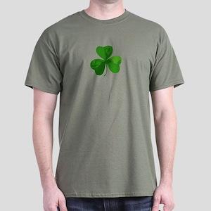 Shamrock Symbol Dark T-Shirt