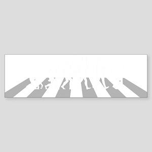 Pickleball-A Sticker (Bumper)
