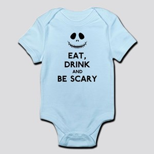 Eat Drink And Be Scary Body Suit