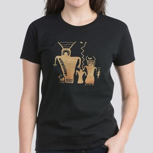 Sky Family Women's Dark T-Shirt