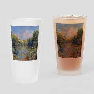 Renoir Drinking Glass