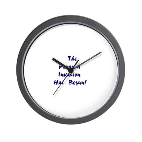 PATPA Wall Clock