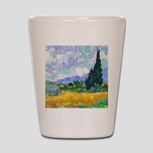 Van Gogh Shot Glass