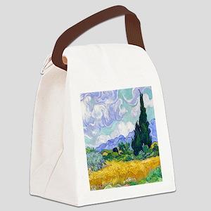 Van Gogh Canvas Lunch Bag