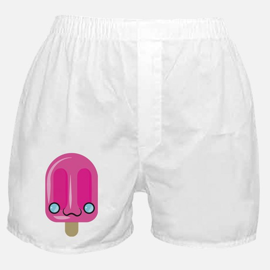 Pinkie Pop Boxer Shorts