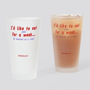 Eat You Drinking Glass