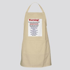 Nook Sleeve - Banned Books Apron