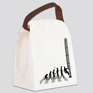 Windsurfing Canvas Lunch Bag