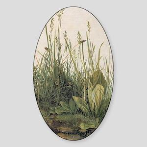 Albrecht Durer Sticker (Oval)