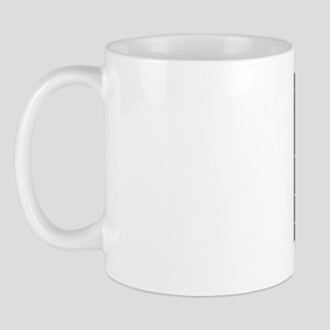 Rated R (black background) Mug
