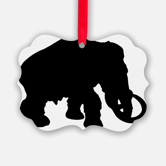 Mammoth Ornament