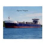 Algoma Niagara Throw Blanket