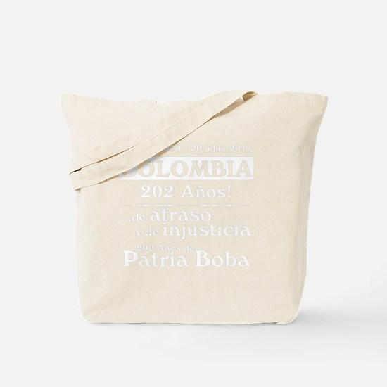PatriaBoba Tote Bag