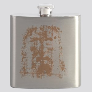Jesus, Shroud of Turin Flask