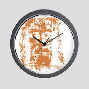 Jesus, Shroud of Turin Wall Clock