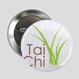 "tai chi growth 6 2.25"" Button"