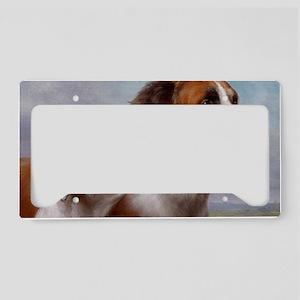 dag_92_V_F License Plate Holder