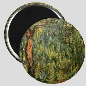Monet Willow Magnet