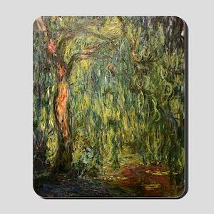 Monet Willow Mousepad