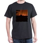 Farm Sunset #1 Dark T-Shirt