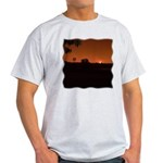 Farm Sunset #1 Light T-Shirt