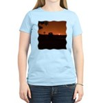 Farm Sunset #1 Women's Light T-Shirt