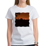 Farm Sunset #1 Women's T-Shirt